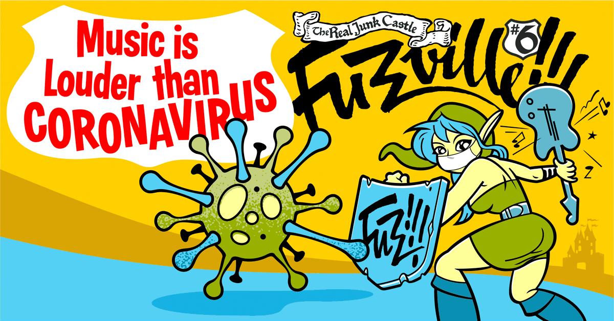 Cancelación del Fuzzville!!! 2020