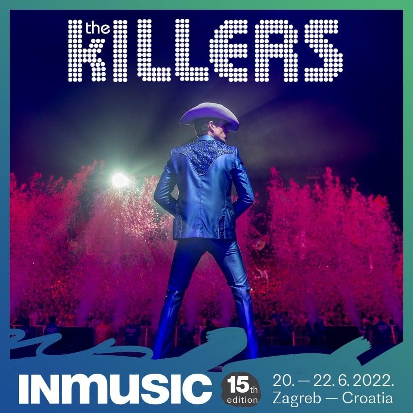 The Killers, al INmusic Festival 2022